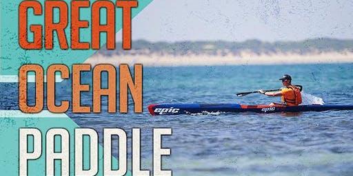Epic Kayaks Australia Great Ocean Paddle 2020