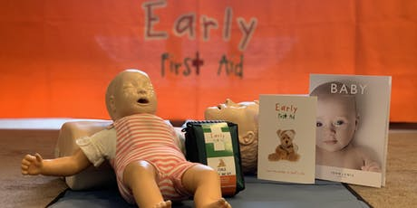 JOHN LEWIS ASHFORD Baby & Child First Aid for Parents tickets
