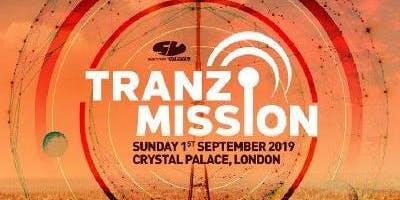 Slammin vinyl Tranzmission Festival 2019