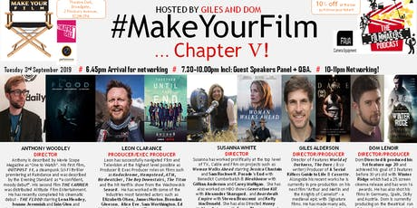 MakeYourFilm Chapter V! tickets