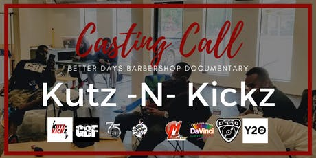 Better Days Barbershop Documentary Casting tickets