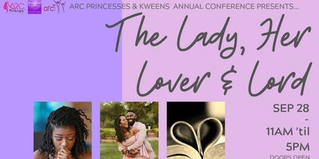 The Lady, Her Lover & Lord tickets