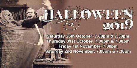 Halloween Night Ghost Walk 2019 tickets