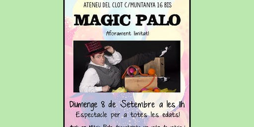 Diumenges En Familia - Magic Palo