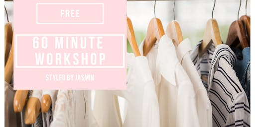Free 60 Minute Workshop - The Guide to Looking Good