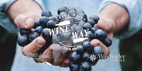 2nd Annual Wine Our Way tickets