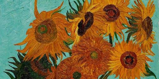 Paint Van Gogh Afternoon!