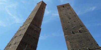 AL COSPETTO DELLE TORRI / AT THE SIGHT OF THE TOWERS - (10€/5€ rid)