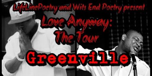 "SPECIAL EVENT: Breeze - ""Love Anyway"" Spoken word one-man show"