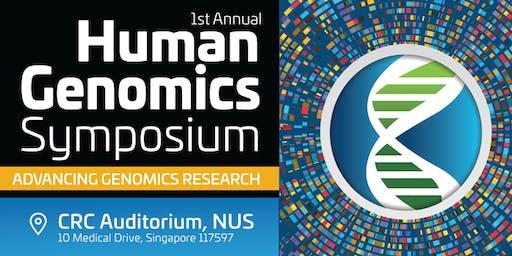 1st Annual Human Genomics Symposium
