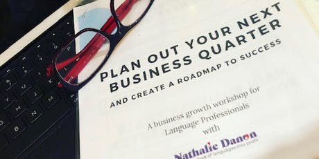Business Growth & Planning Workshop for Language Professionals tickets