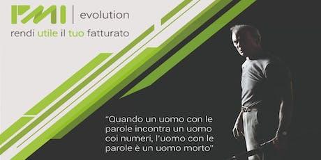 PMI EVOLUTION - Rendi utile il tuo fatturato - Romano di Lombardia biglietti