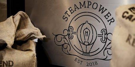 aule steampower biglietti