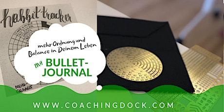 Bulletjournal 2020 - Mehr Ordnung und Balance im Leben - Tickets