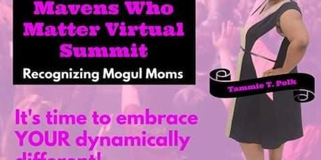 Mavens Who Matter Virtual Summit tickets