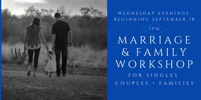 Marriage & Family Workshop