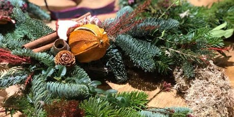 MAKE A CHRISTMAS WREATH IN PECKHAM tickets