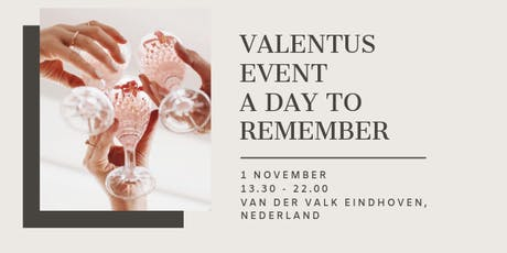 Valentus - an event to remember tickets