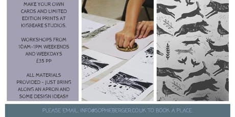 WoodBlock Printing Workshop tickets