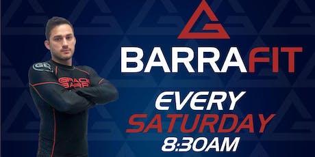 Barra Fit - FREE CLASS tickets