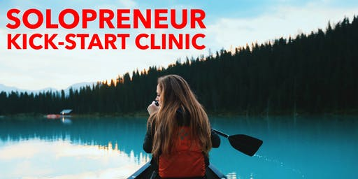 Online: Solopreneur Kick-Start Clinic