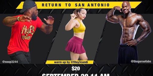 Hyp3 Returns to San Antonio