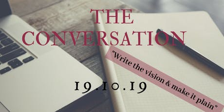 The Conversation: Vision tickets