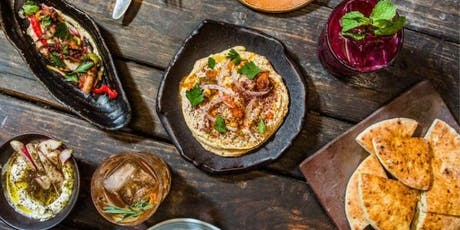 Pop Up Restaurant - One Night Only:  Epicurean Expedition to Israel tickets