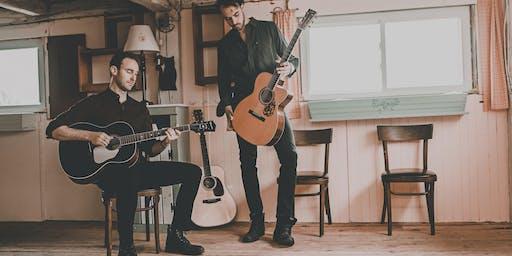 Nicola Cipriani and Brad Myrick - Wanderlust Tour 2019