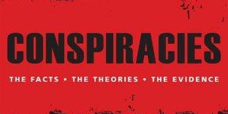 A Conspiracy History of the World - Andy Thomas tickets