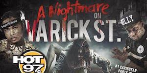 Nightmare on Varick Street Halloween Party @ SOB's