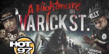 Nightmare on Varick Street Halloween Party @ SOB's tickets