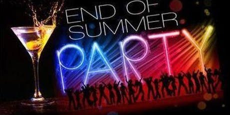 End of Summer Party - Singles 25-49 tickets