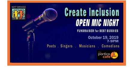 Create Inclusion: Open Mic Night tickets