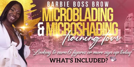 Microblading Training Course tickets