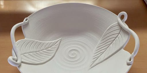 Copy of Thematic WORKSHOP: Create your unique bowl or dinner plate - Wednesday 28 August
