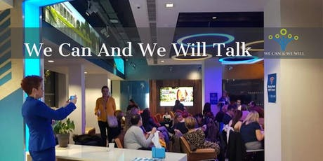 We Can And We Will Talk tickets