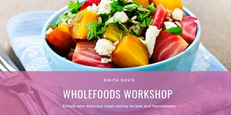 Secrets to Healthy Eating and Vegan Cooking tickets