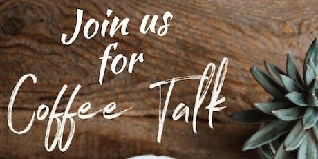 Coffee Talk for Women (September) tickets