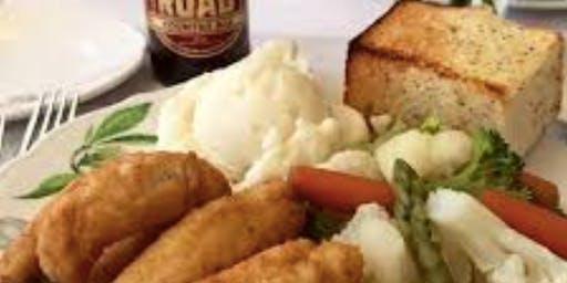 PEO Brantford Perch Dinner