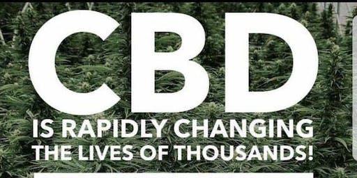 CBD oil info session