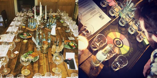 Gin Tasting - The Life & Death Of Madame Genever