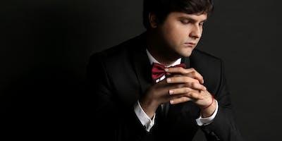 Piano Recital with Maxim Kinasov (Hastings Piano Concerto Prize Winner)