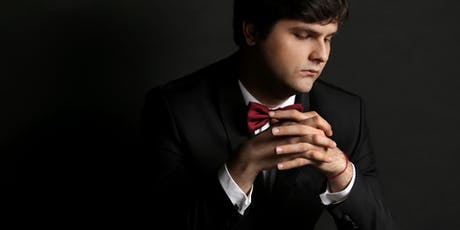 Piano Recital with Maxim Kinasov (Hastings Piano Concerto Prize Winner) tickets