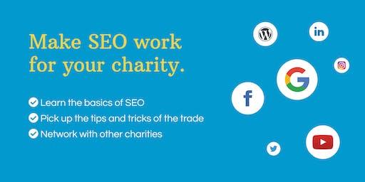 SEO training for charities