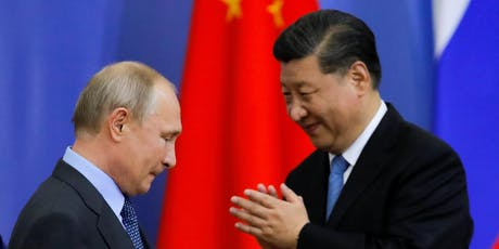 Russia & China – An Uneven Partnership tickets