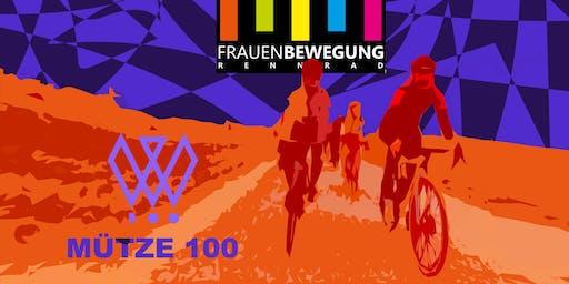 Frauenbewegung Rennrad - Women's 100