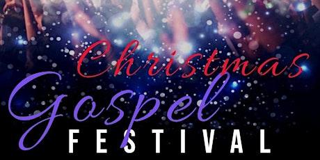 Christmas Gospel Festival tickets