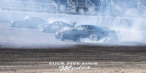 Fall MatsErie/Soft Gripp Car Show-Drifting Erie, PA