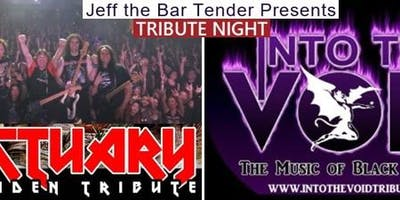 Jeff the Bartender Presents Tribute Night